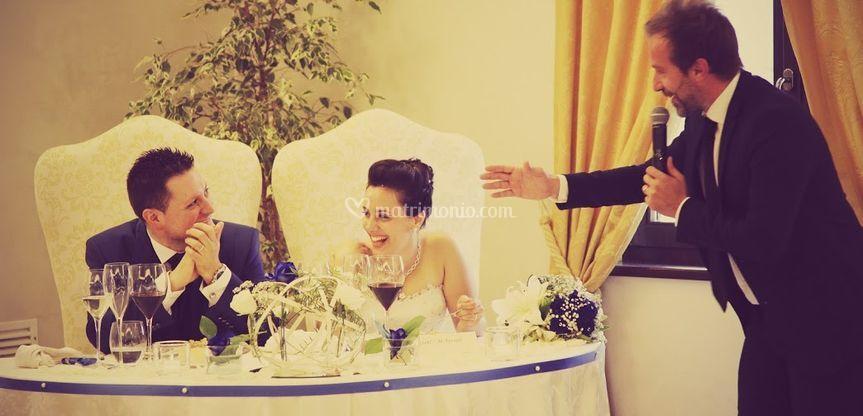 Ecco gli sposi