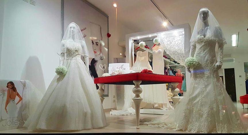 La nostra collezione sposa