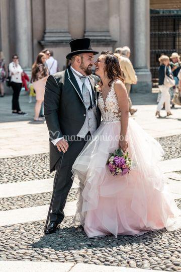 Sebastiano e Chiara