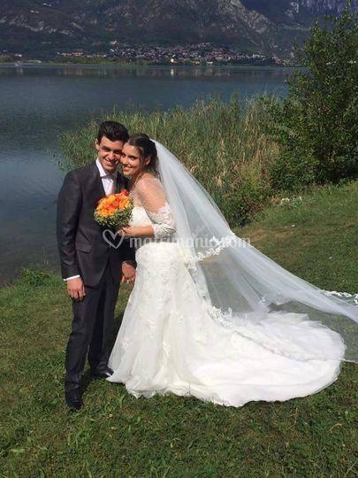 Sposi: Alessia e Giancarlo