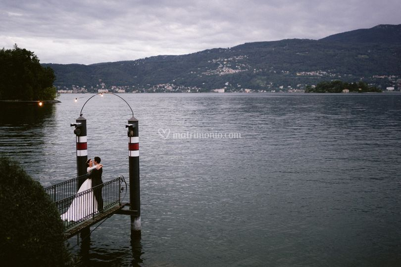 Foto di Coppia lago Maggiore