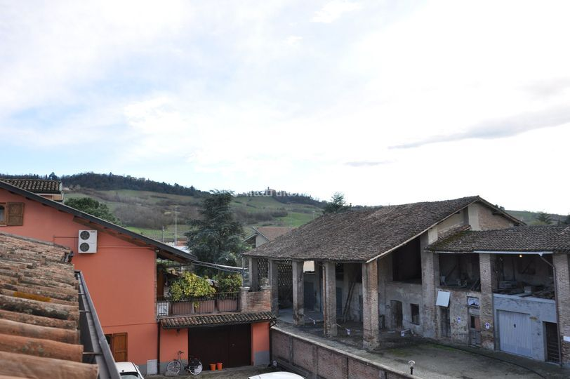 Vista colline