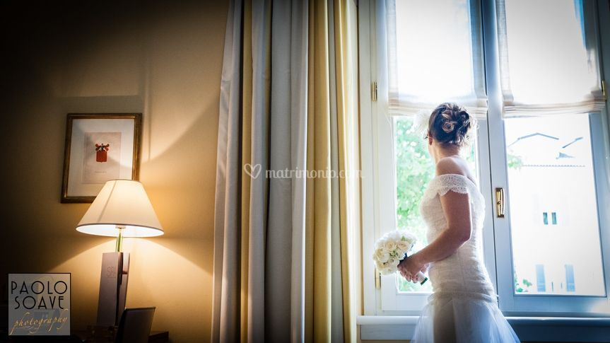 Preparazione sposi