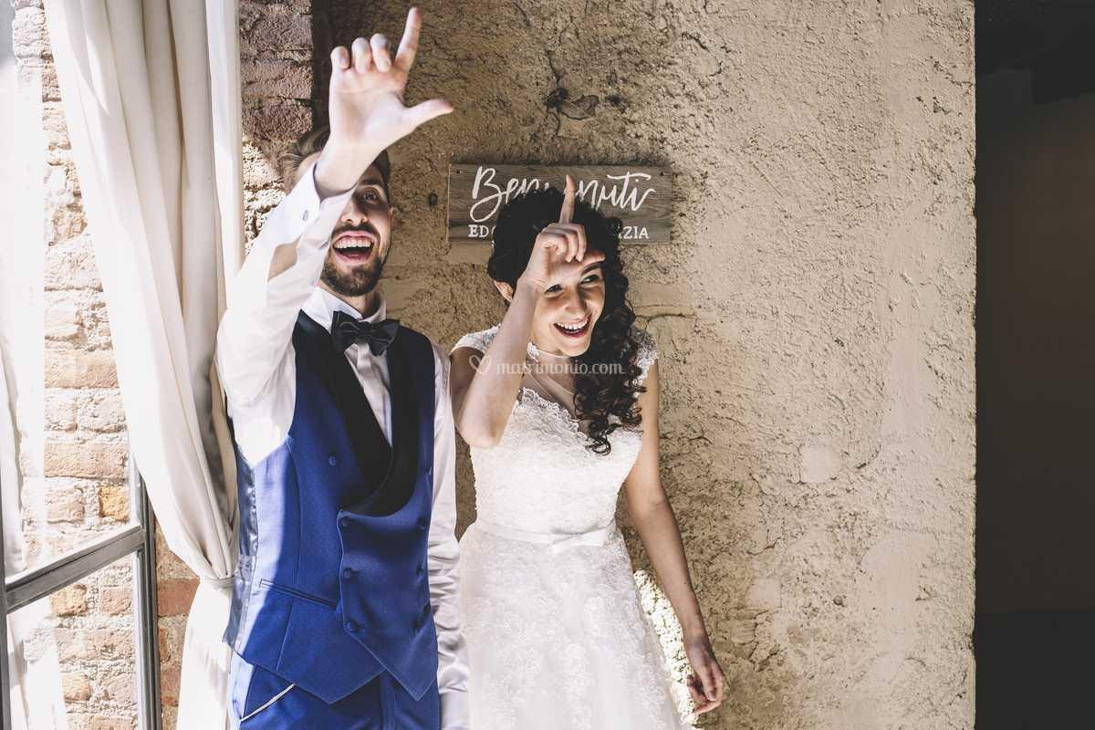 Gli sposi non perdonano