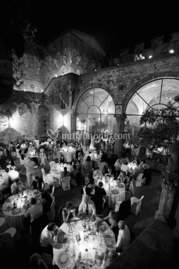 Cena in castello