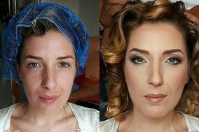Makeup artist Francesca G.