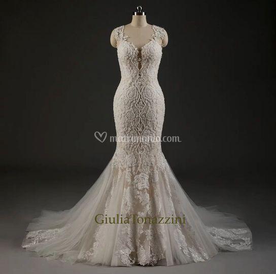 Creazioni sposa Couture