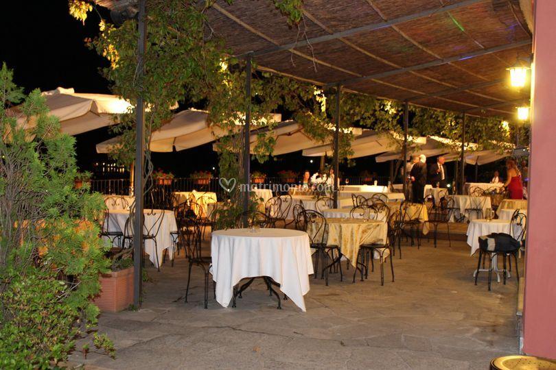 Terrazza di ristorante bocciolo foto 3 for Ristorante da giulio milano