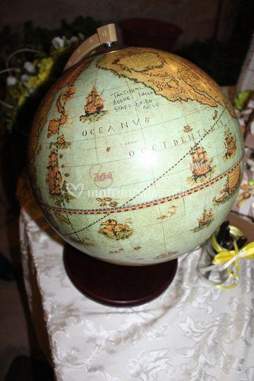 Guestbook tema viaggio