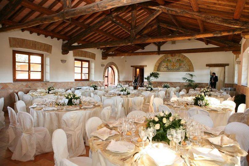 Il Matrimonio Romano Antico : Antico casale castel romano