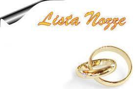 Lista di nozze