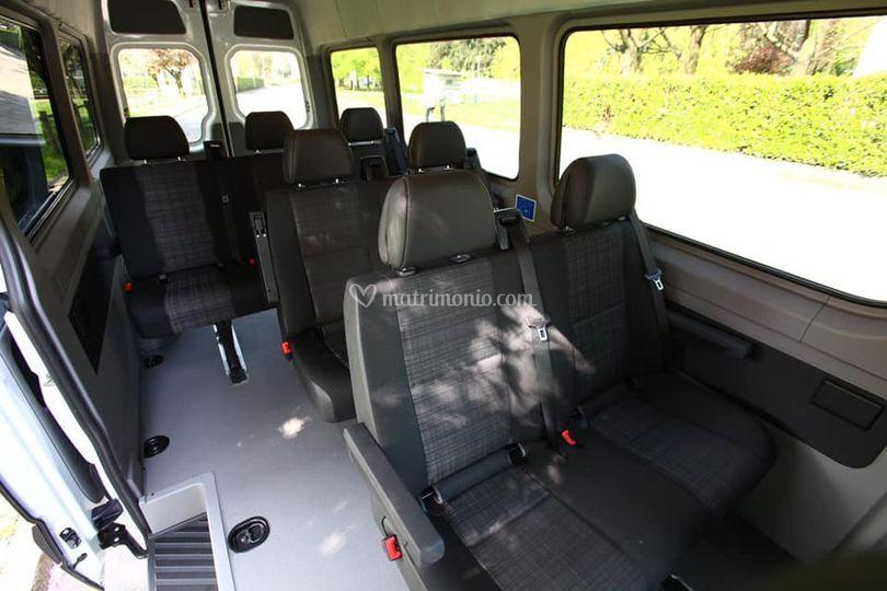 Mercedes 316 interno
