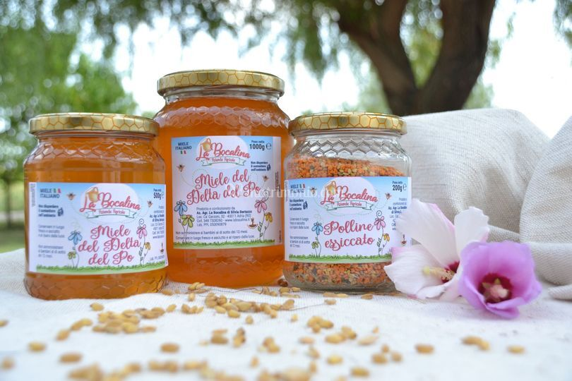 Miele e polline Delta del Po