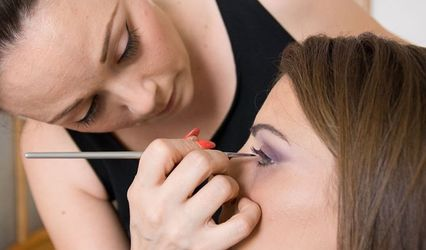 Giusy Caliendo make up artist 1