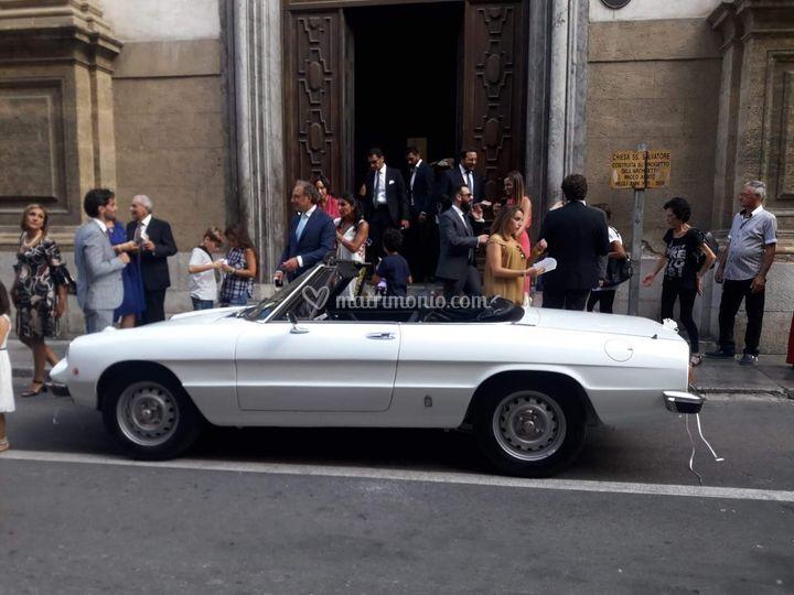 Alfa Romeo Duetto 1983