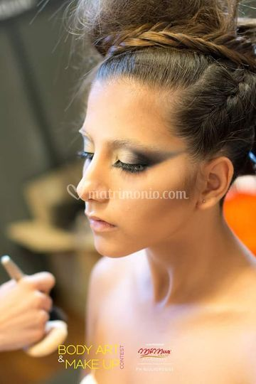 Make up evento