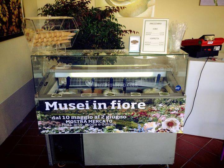 Musei In fiore