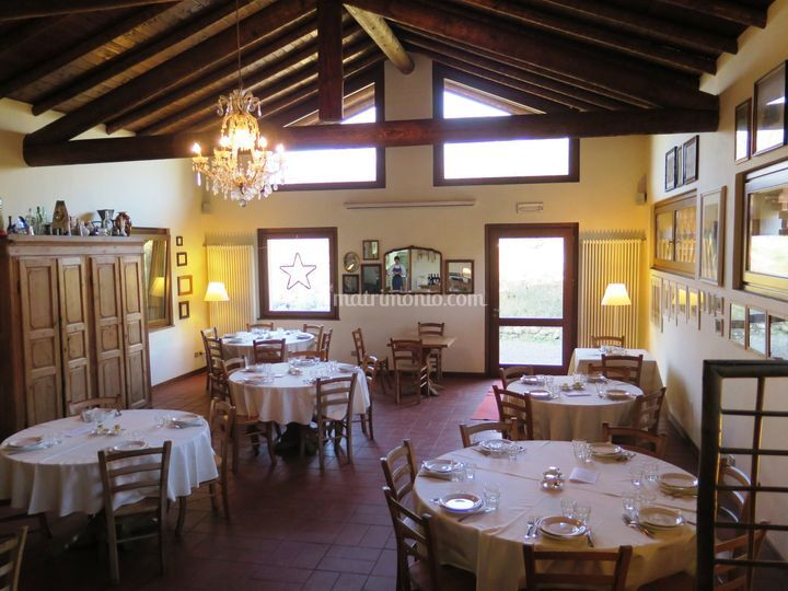 La sala Capriata