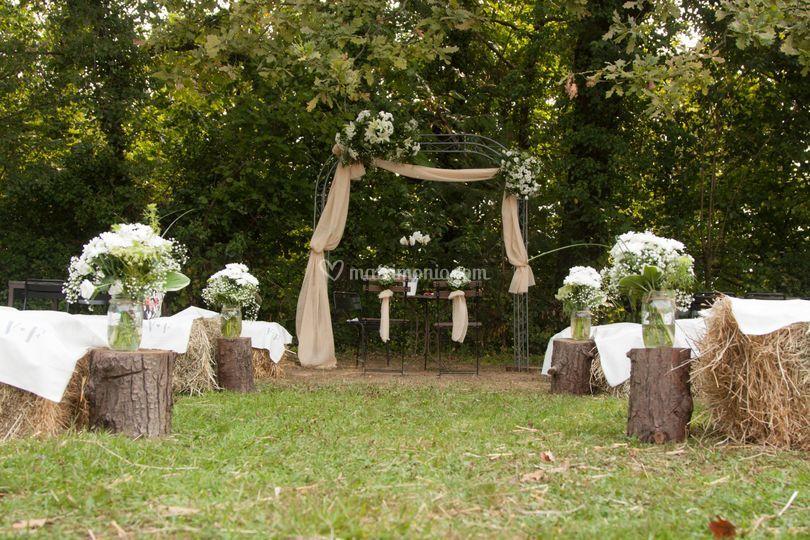 Matrimonio Civile Allestimento