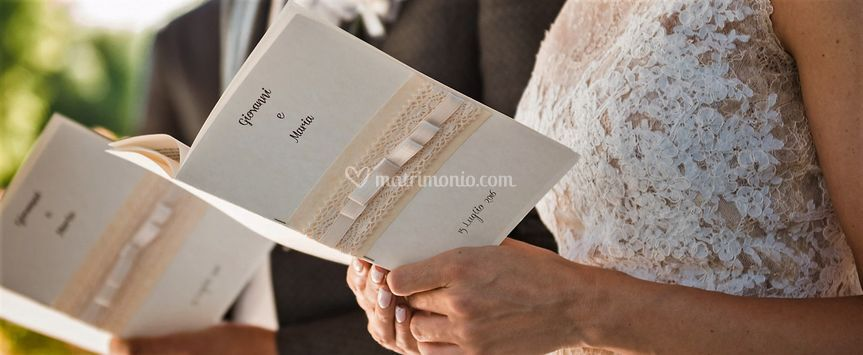 Libretti cerimonia