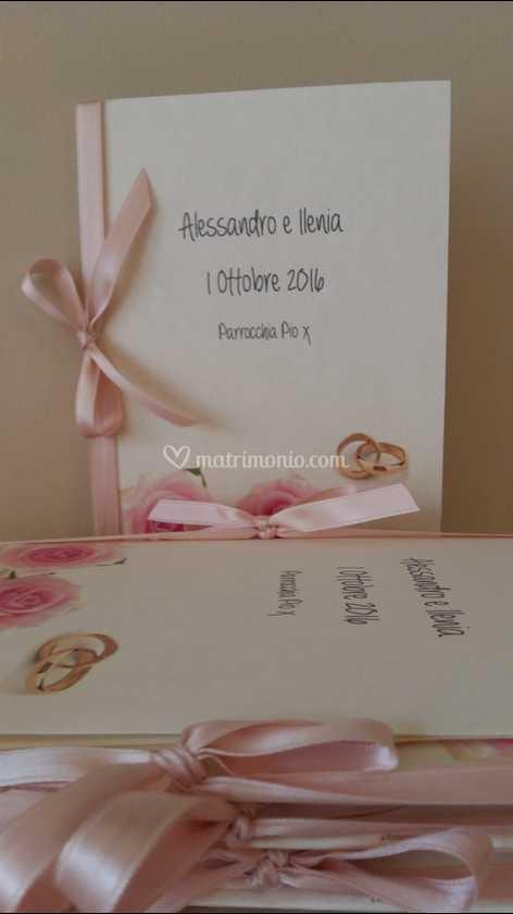 Bomboniere Artigianali Matrimonio.Libretti Messa Di Fair Lady Bomboniere Artigianali Foto 53