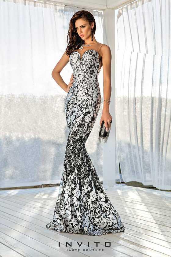 best website 62cd3 43787 Invito haute couture di Invito Sposa   Foto 78
