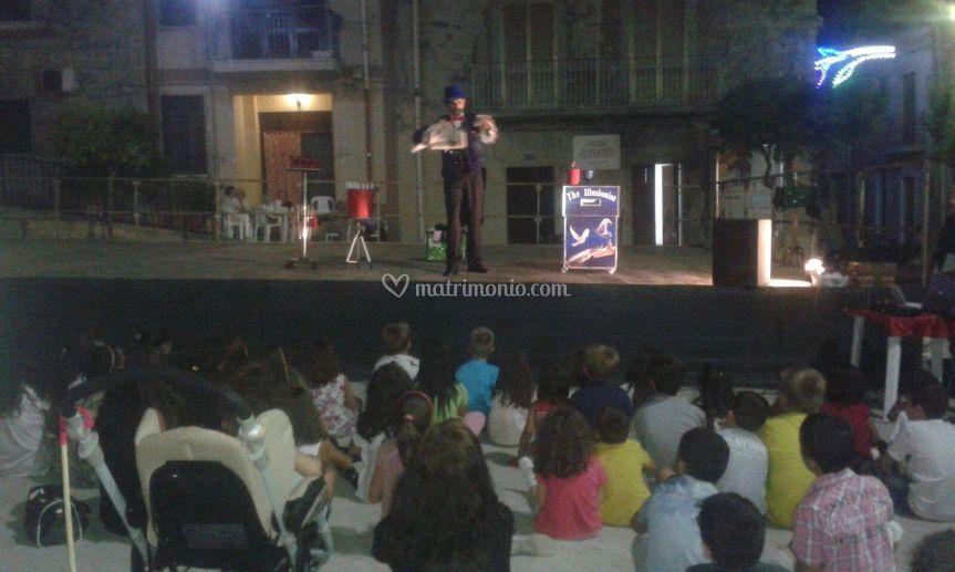 Spettacoli in Piazze