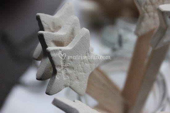 Segnalibri in terracotta