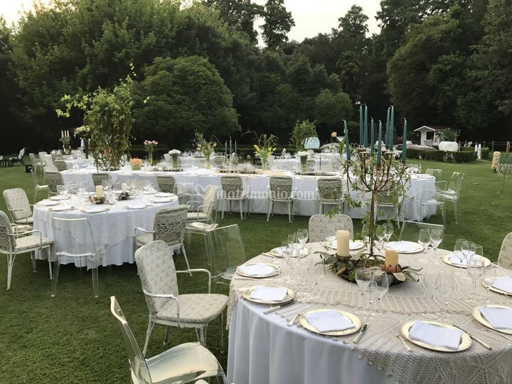 Parco shabby chic