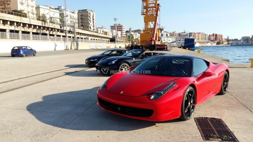 Ferrari 458 coupè