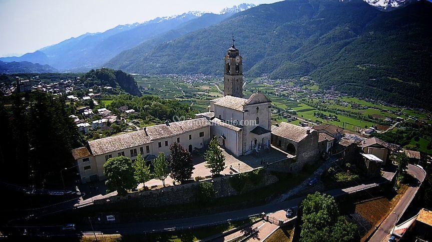 Drone Sposi in Montagna