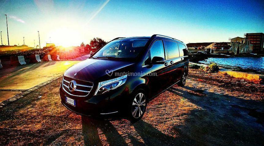 Van Mercedes Classe V