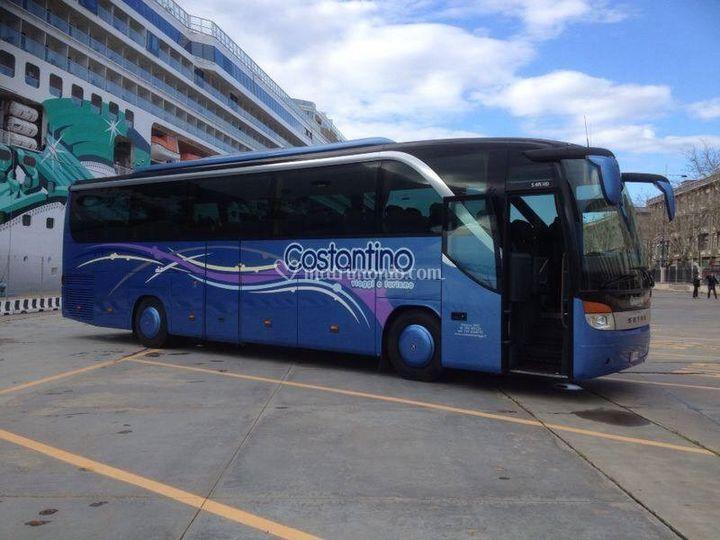Autobus Setra HD