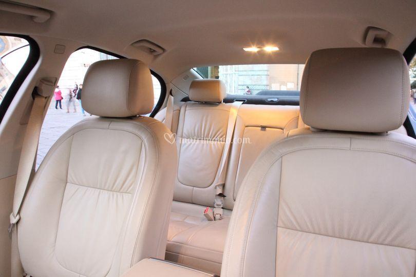 Interni Jaguar XF