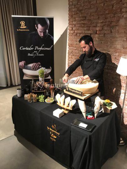 Raspadura Cheese Experience - Corner di formaggi