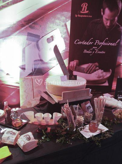 La Raspadura Cheese Experience