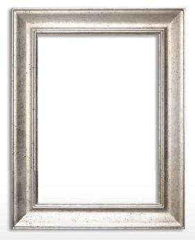 Cornice foglia argento +misure di Sedna Arte | Foto 10