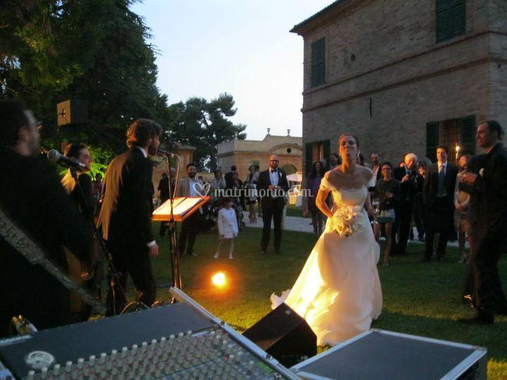 Party Villa Centofinestre