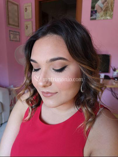 Nude makeup- trucco matrimonio