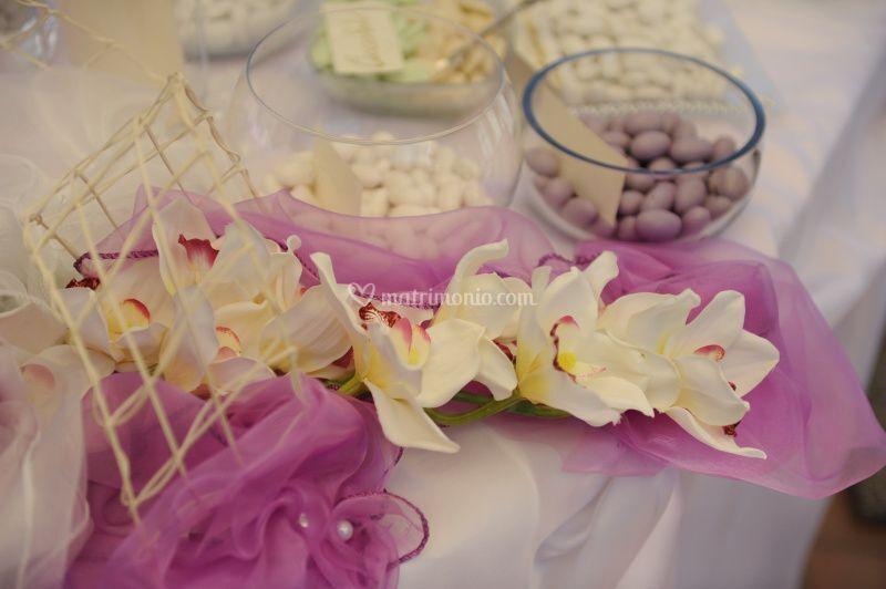 Gadget di un insolito evento foto - Allestimento casa della sposa ...