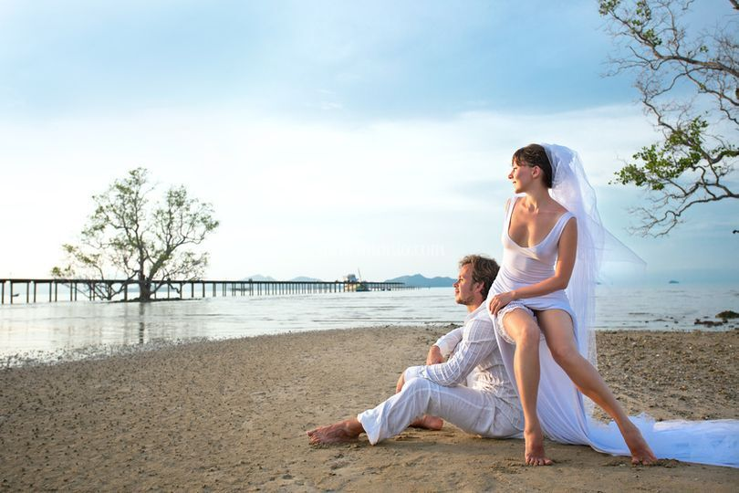 Wedding lago