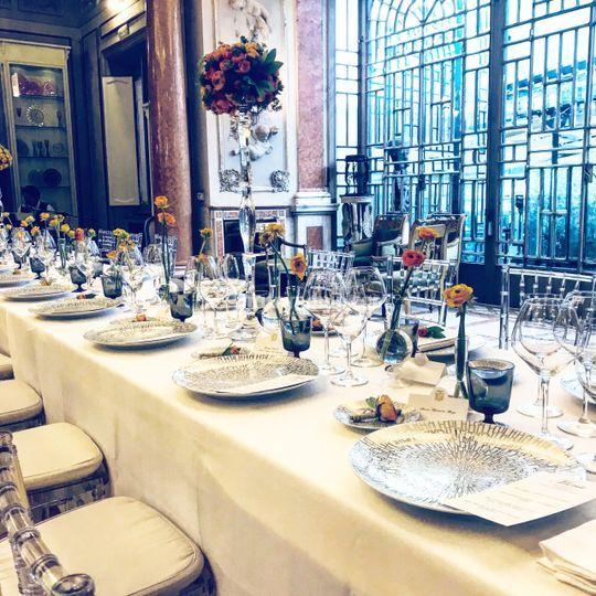 Presidential dinner
