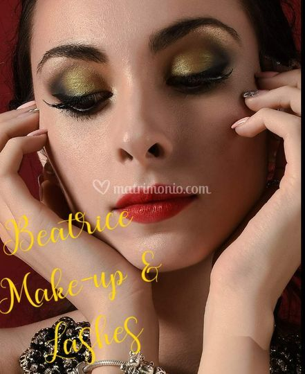 Make-up and lashes