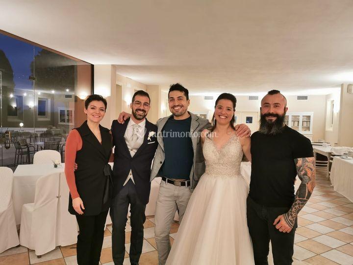 Con Cristina e Massimo, 12/19