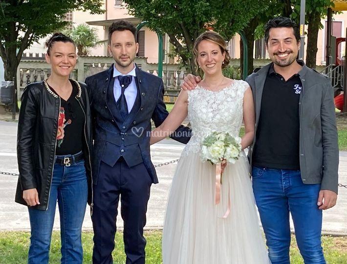 Con Valentina e Nicola 5/21