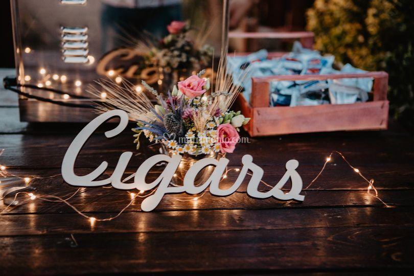 Cigar & Chocolate corner