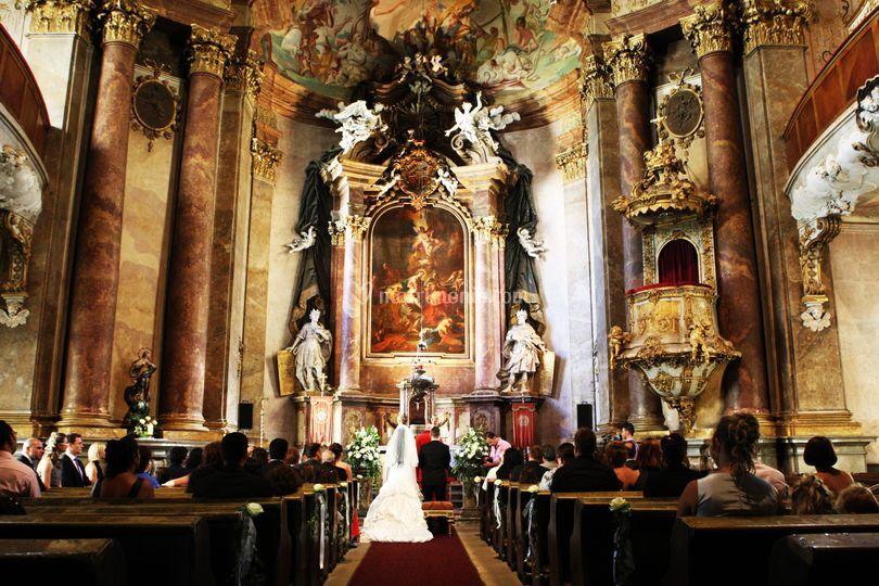 Wedding in germania