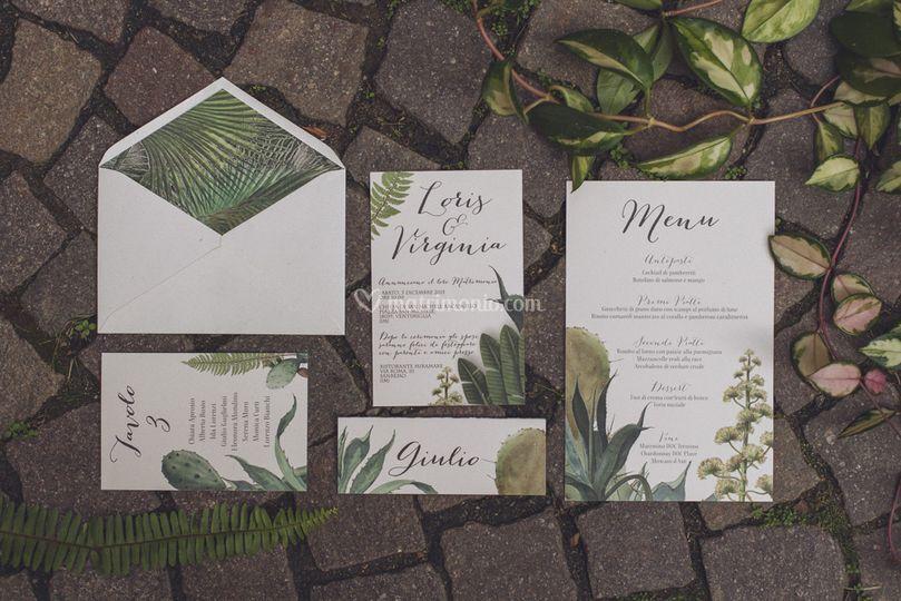 "Modello ""Orto Botanico"""