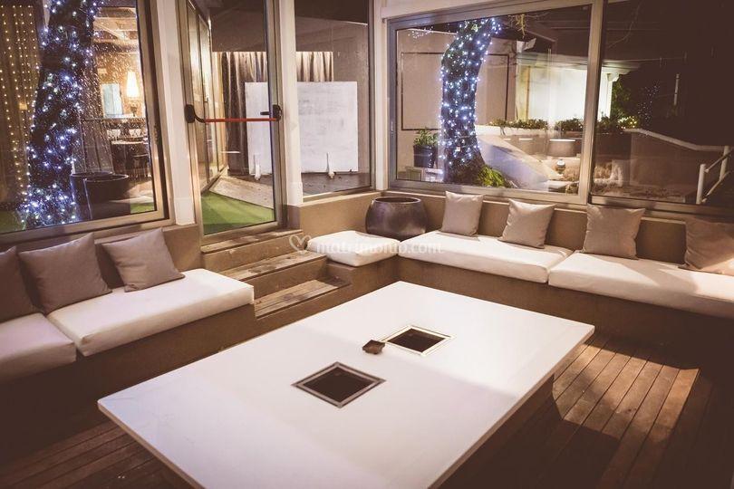 Lounge del ristorante