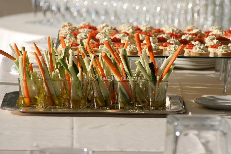 Buffet salati